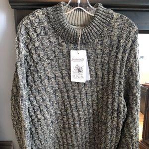 SNS Herning stark sweater grey blend sweater